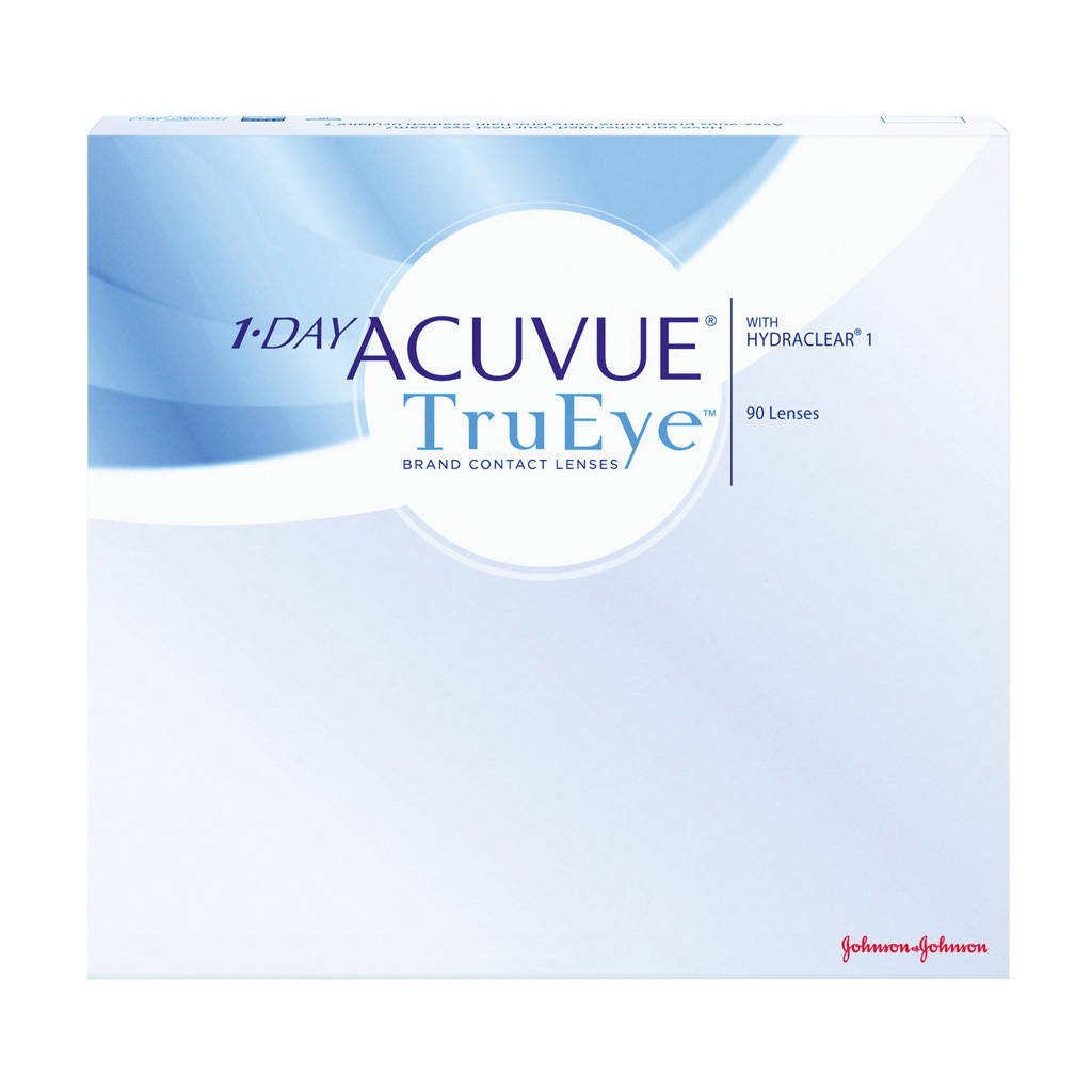 Acuvue 1 Day TruEye Contact Lenses