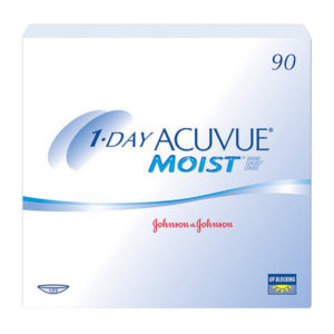 Acuvue 1 Day Moist Contact Lenses