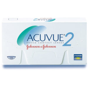 Acuvue 2 6 Pack Contact Lenses