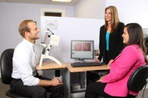Retina tomography
