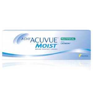 Acuvue Moist Multifocal 90 Day Contact Lenses