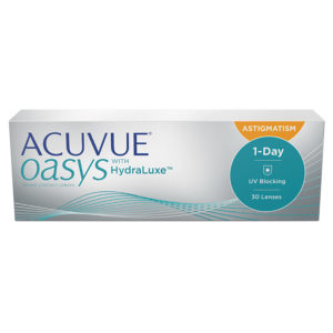 Acuvue Moist Astigmatism 30 Day Contact Lenses